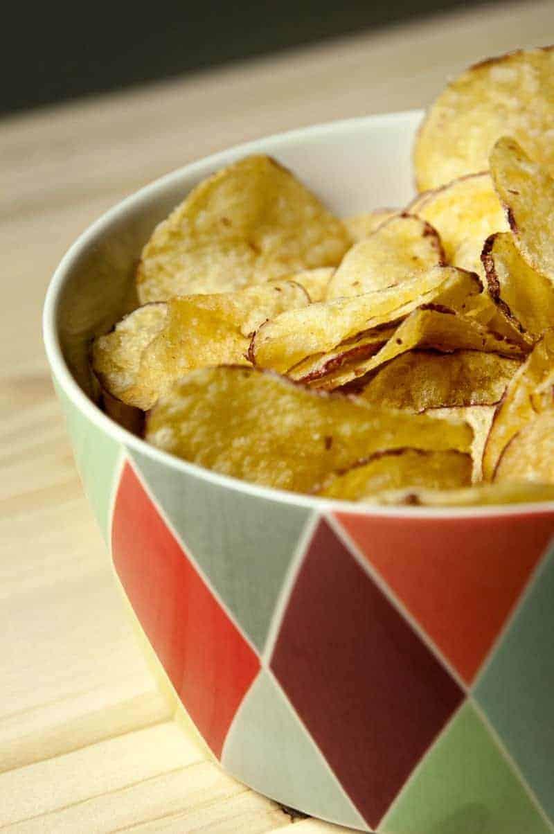 chips are slider foods