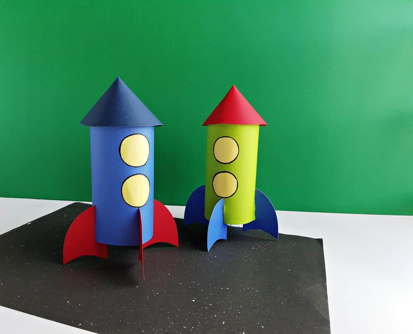 Homemade Rocket Craft For Kids 183 The Inspiration Edit