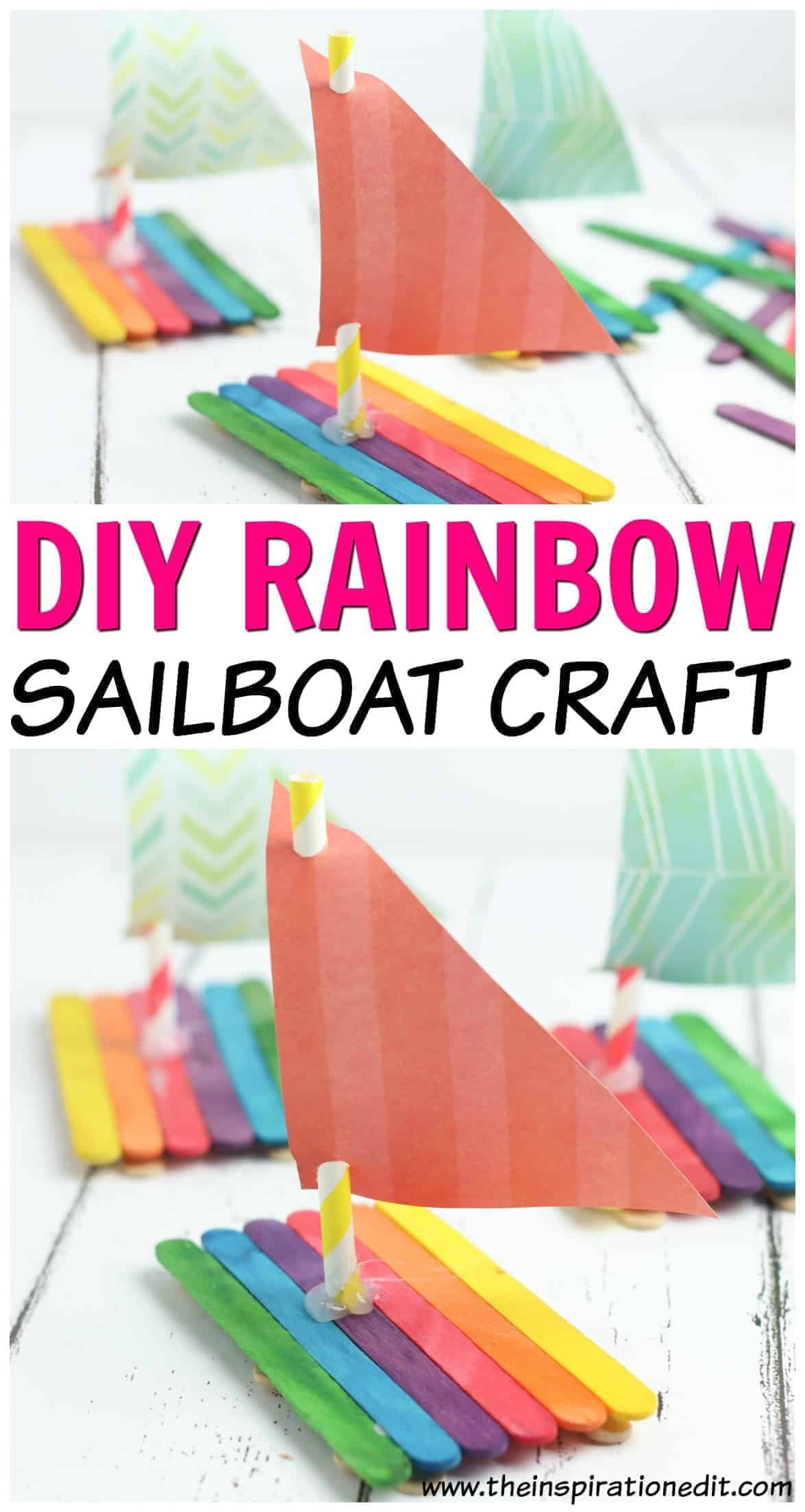 Preschool Boat Craft