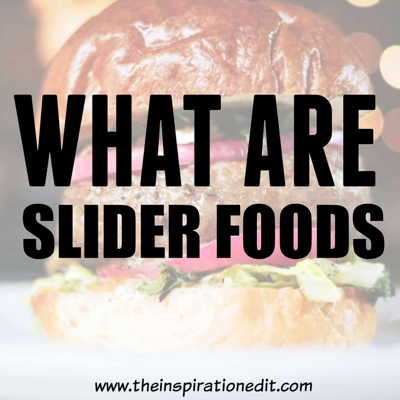 slider foods after gastric bypass