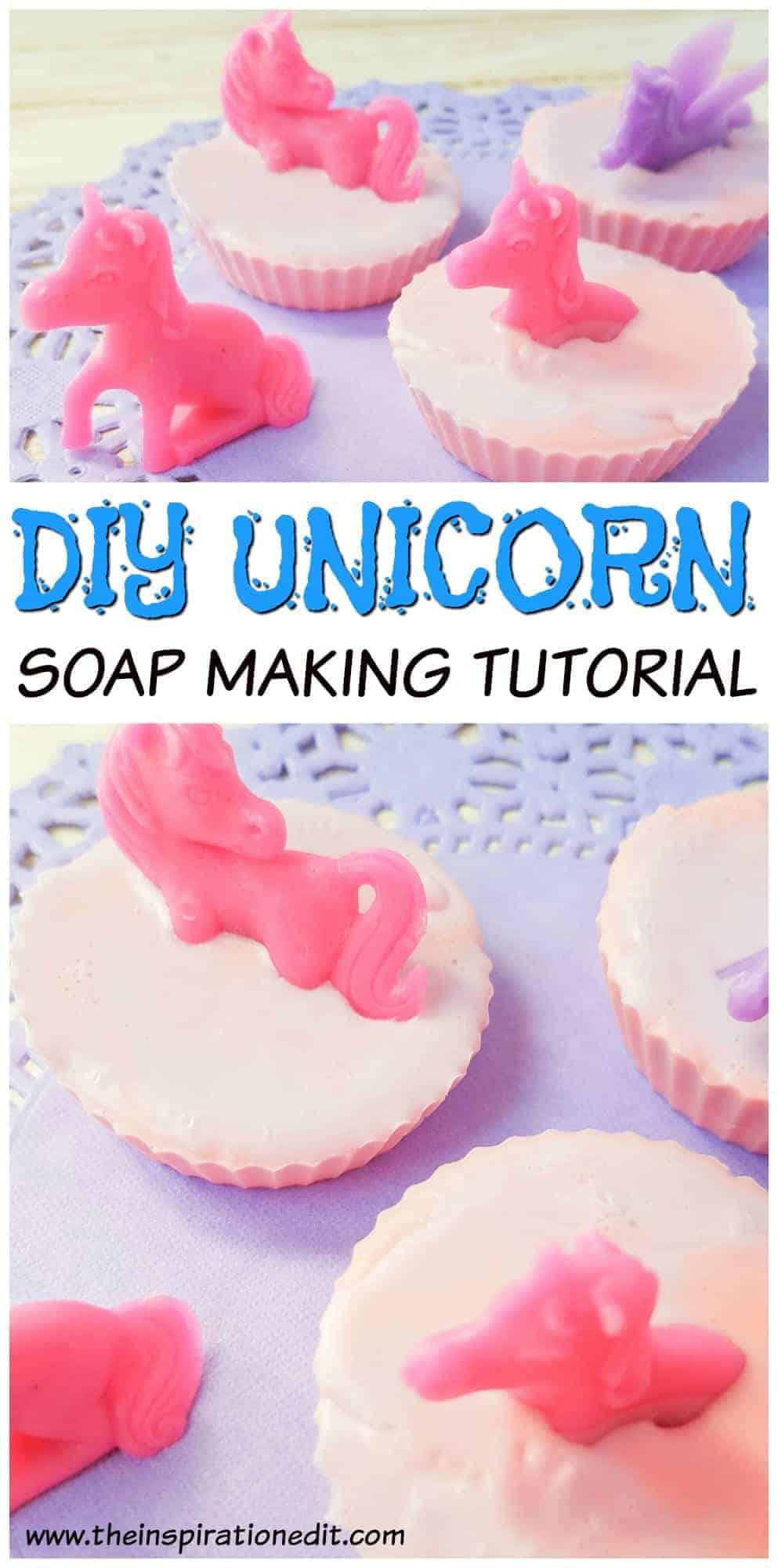 unicorn soap recipe