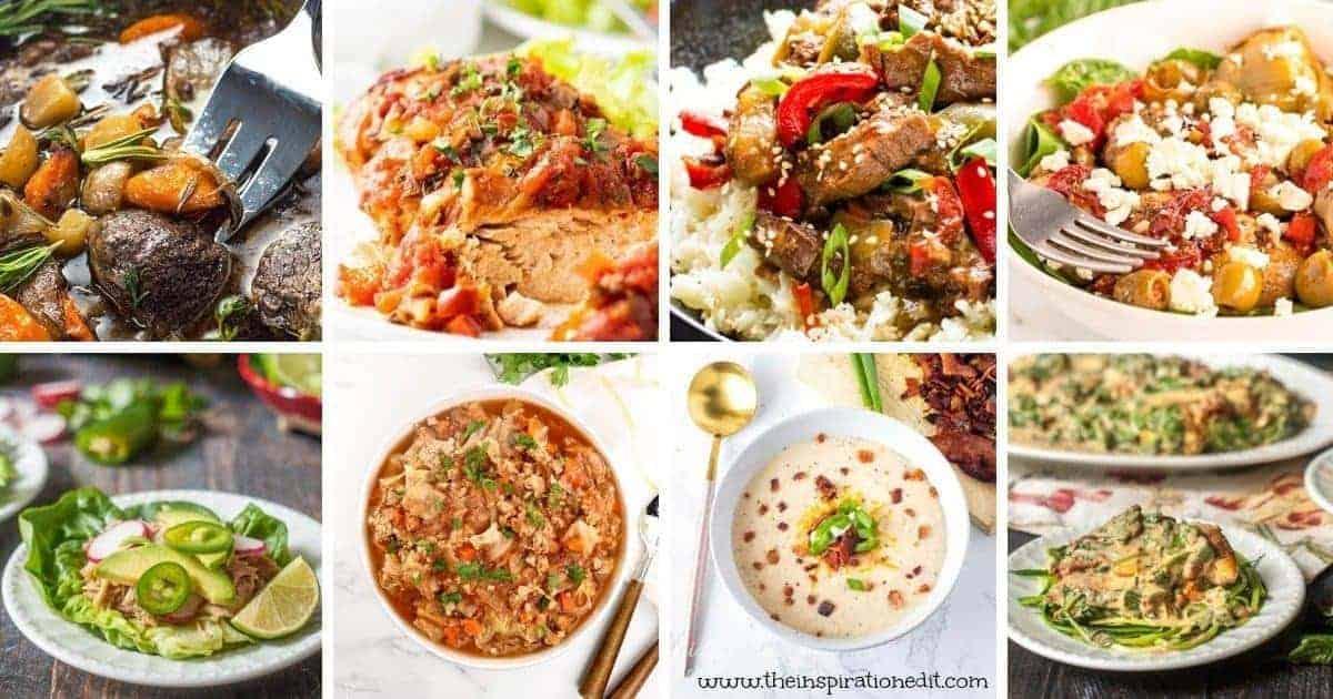 keto crockpot dinner recipes