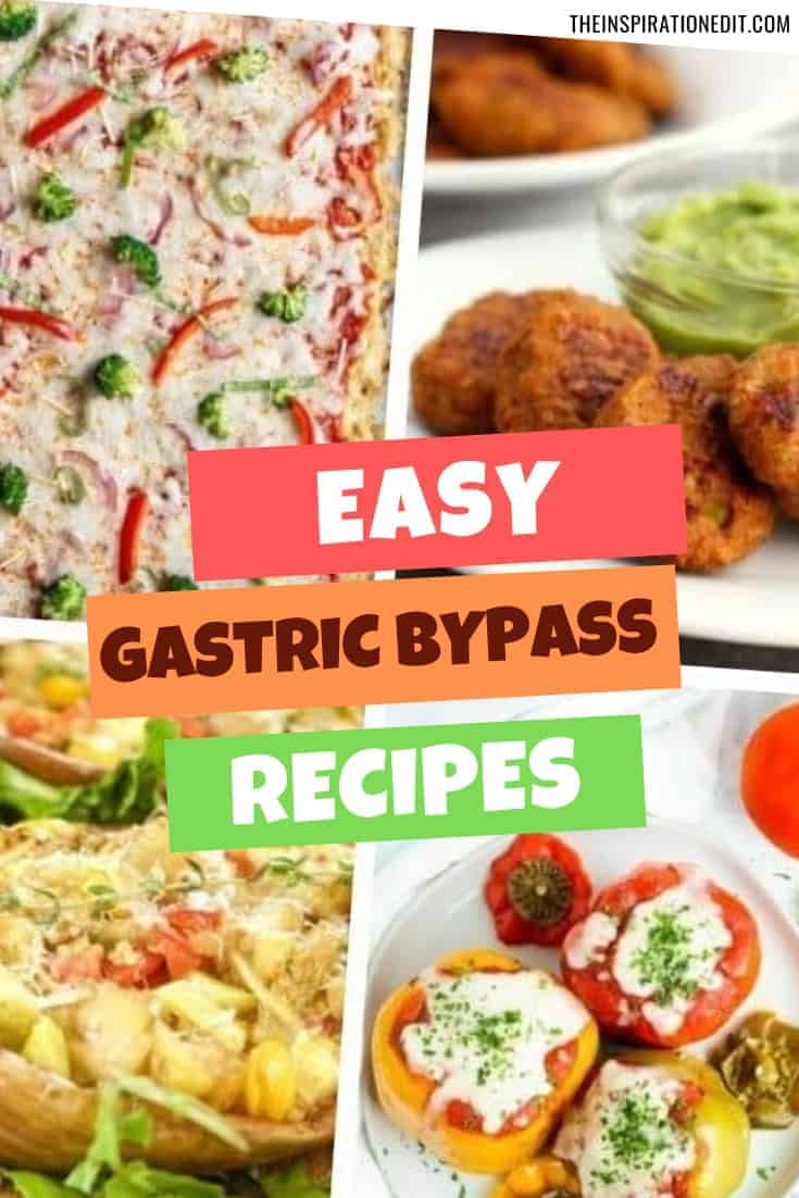 easy gastric bypass recipes