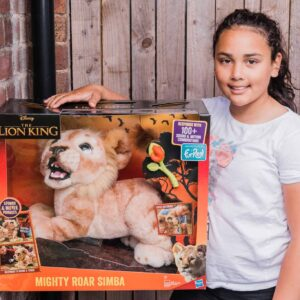 the lion king mighty roar simba furreal toy