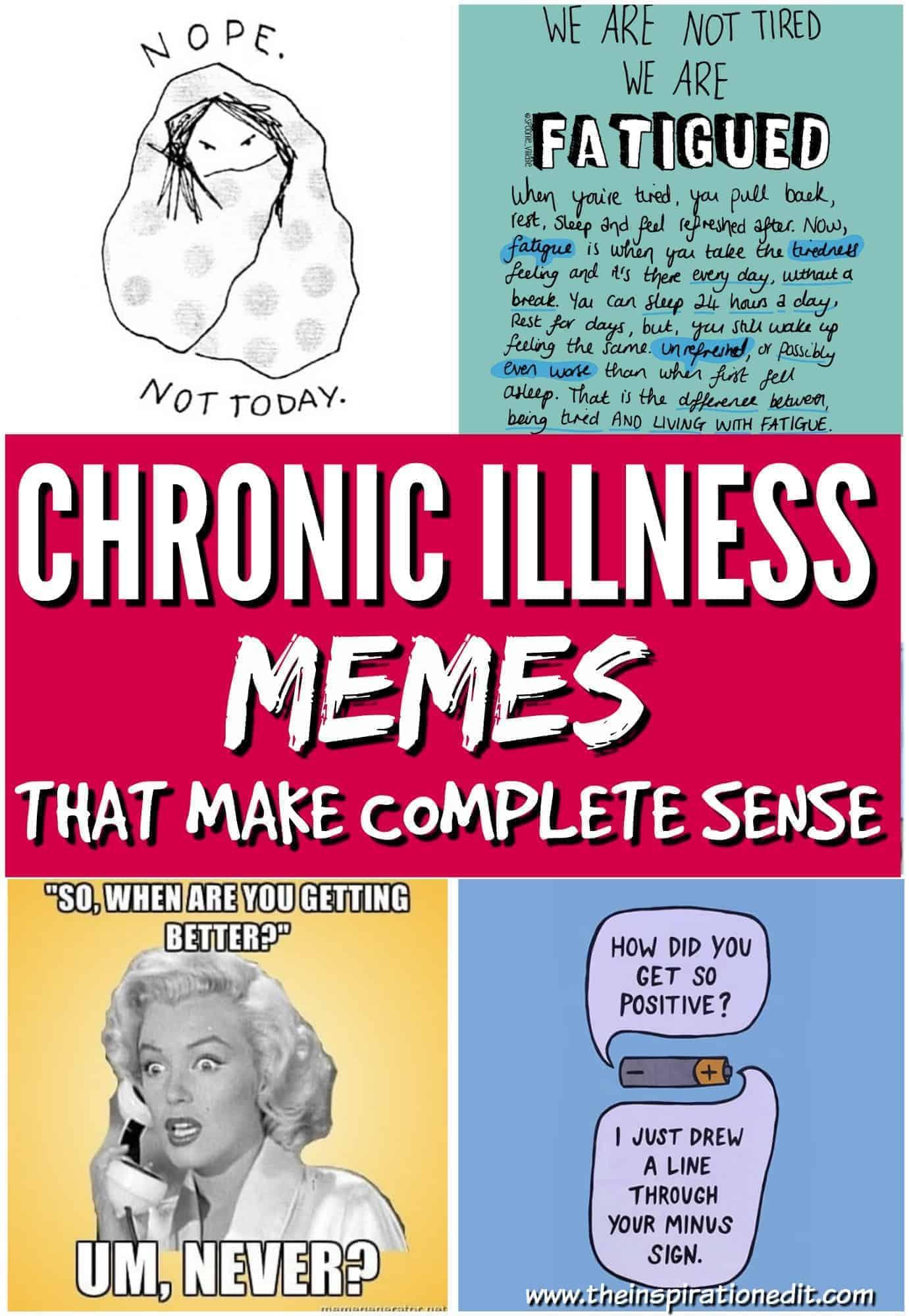 Chronic Ilness meme