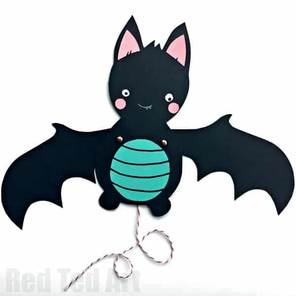 Cute-Bat-Craft-Halloween