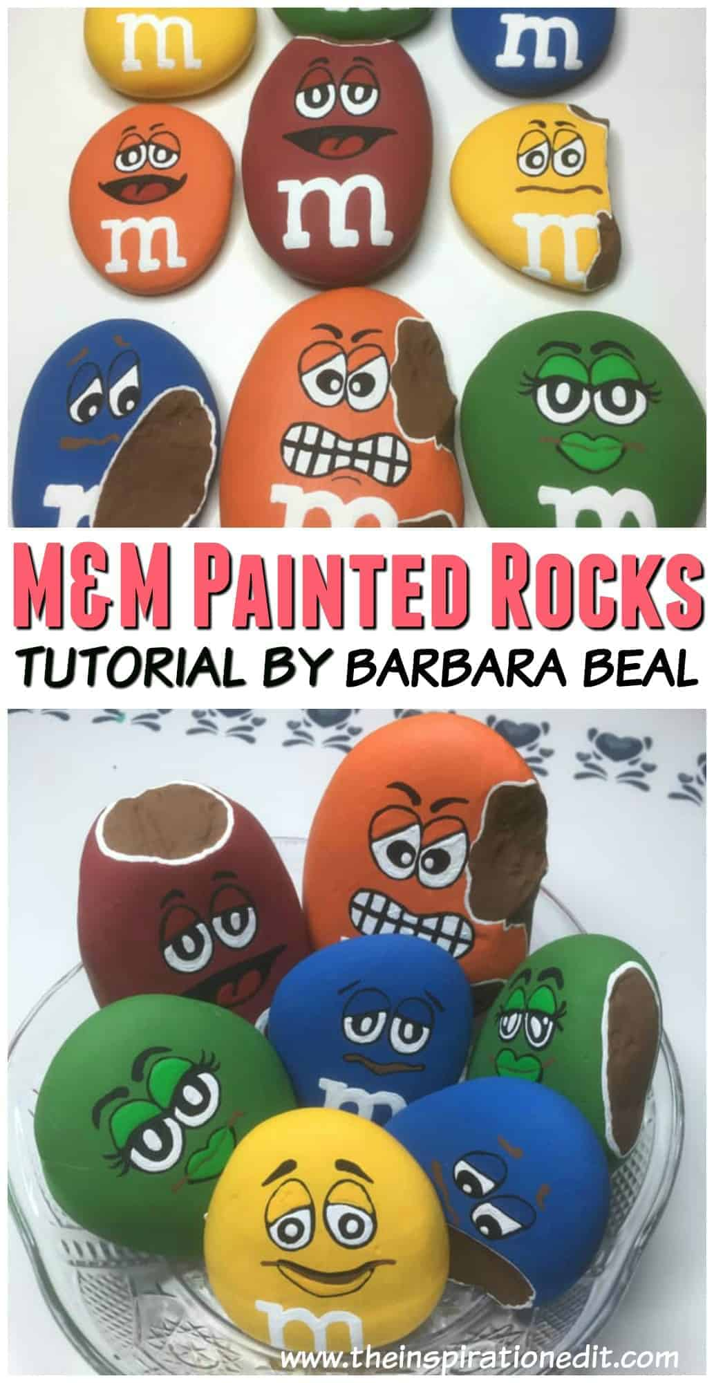 mNm Painted Rocks
