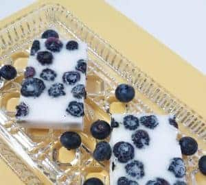 melt and pour blueberry soap recipe