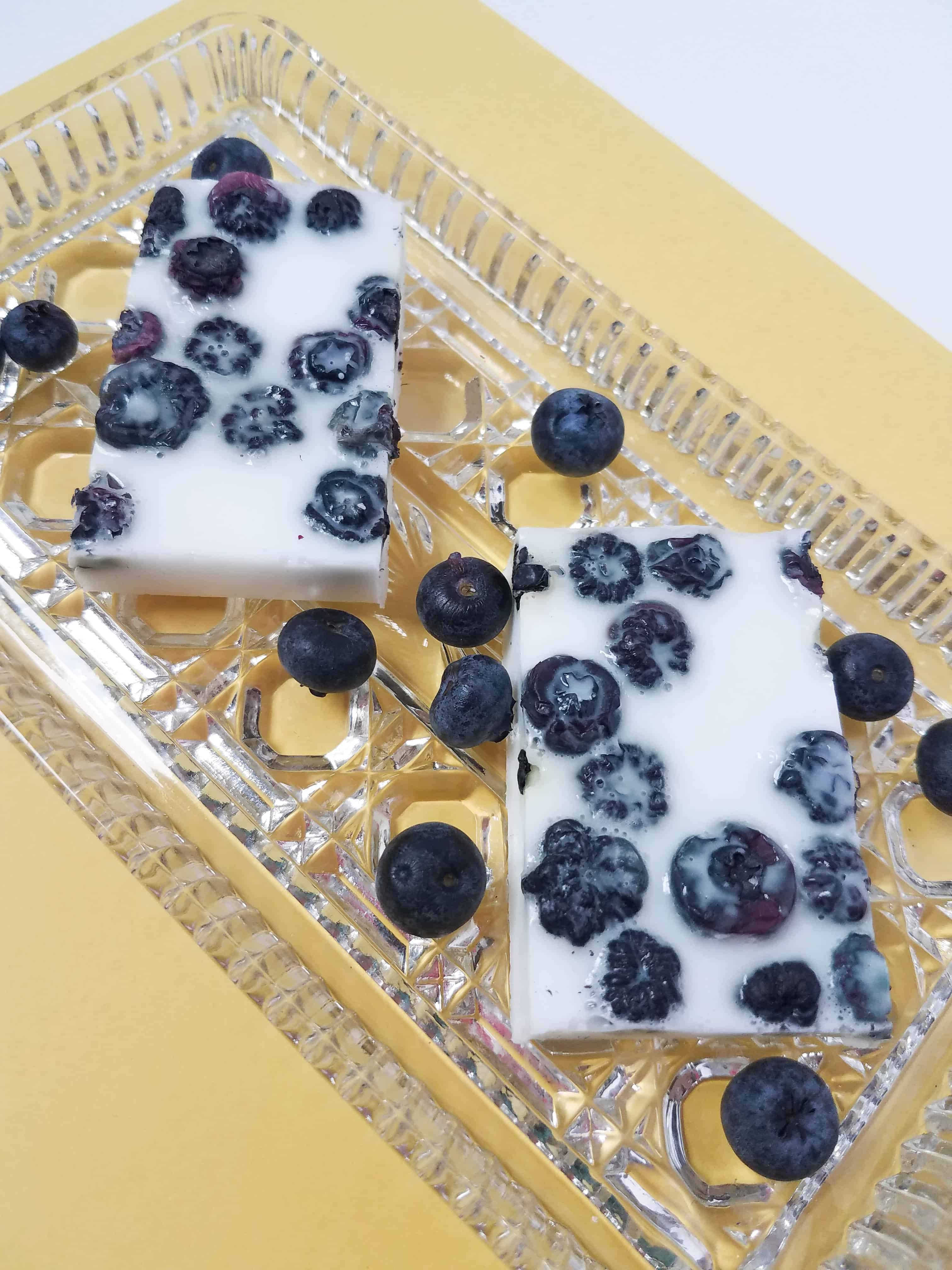 How To Make Blueberry Soap 183 The Inspiration Edit