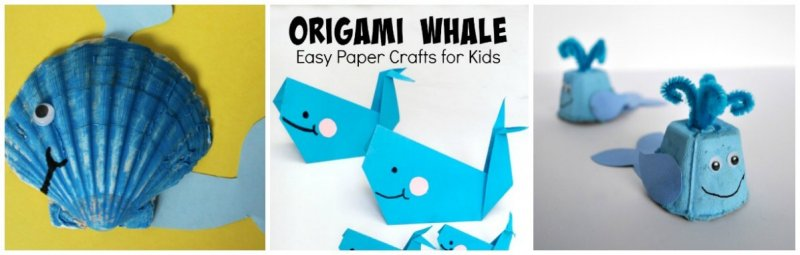 101 Ocean Crafts For Preschool Kids The Inspiration Edit