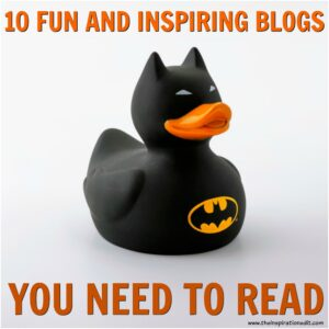 10 Fun And Inspirational Blogs To Read This Year