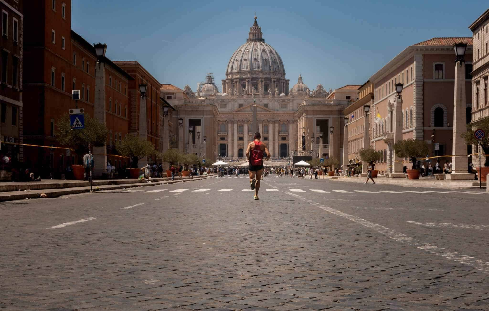 Rome-St-Peters-Squares