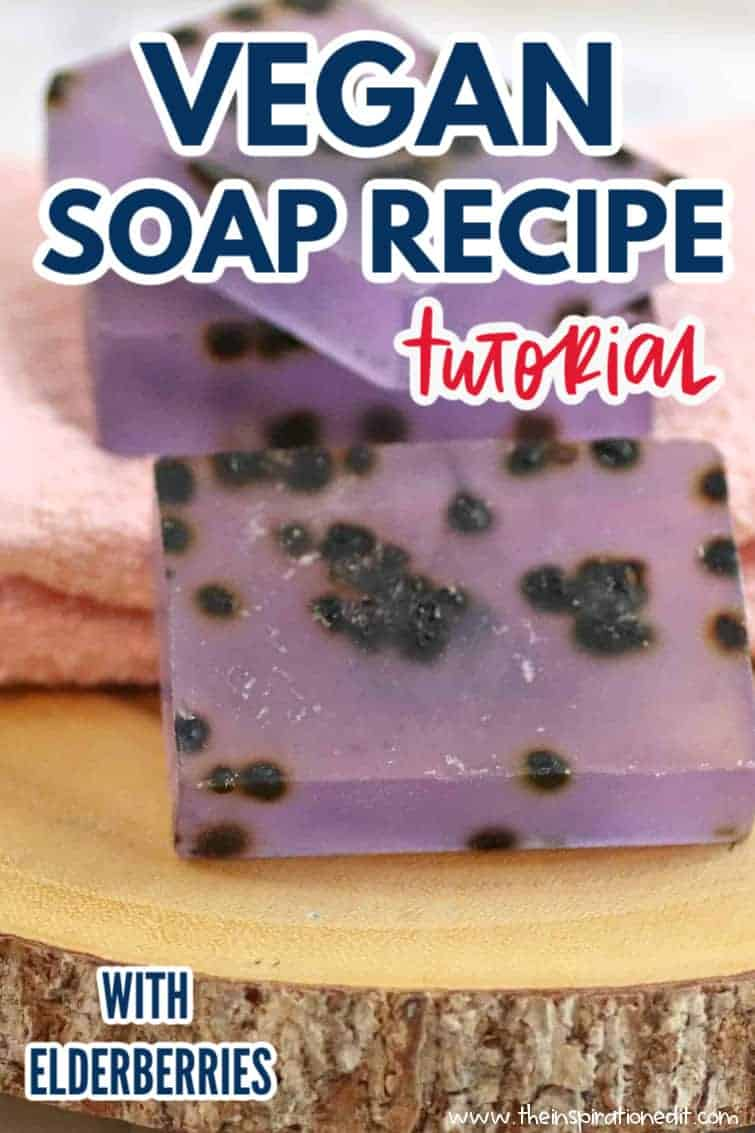 VEGAN SOAP RECIPE