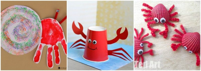 crab crafts
