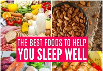 The Best Foods To Help Sleep