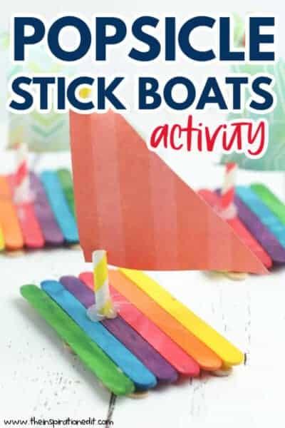 popsicle stick activity