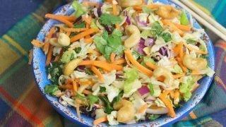 Weight Watchers Thai Chicken Salad Recipe