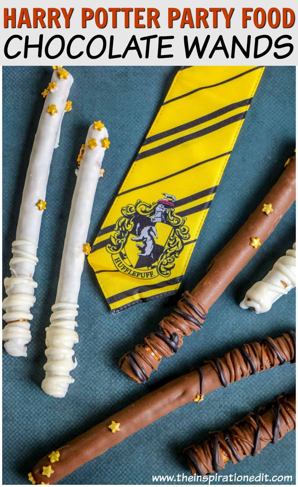 Harry Potter Party Food Wands