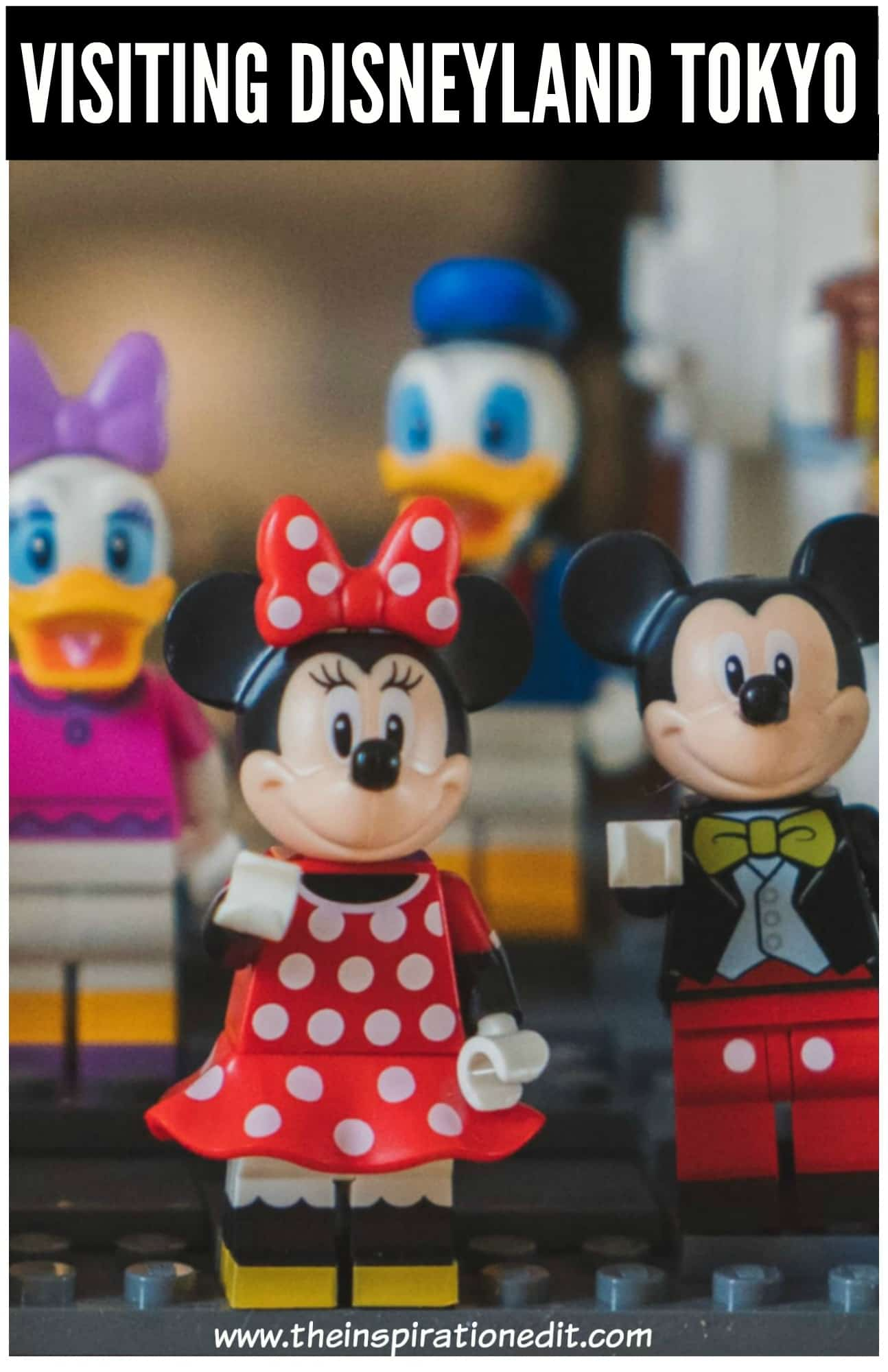 Visiting Tokyo Disneyland