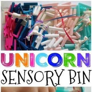 Unicorn Sensory Activity