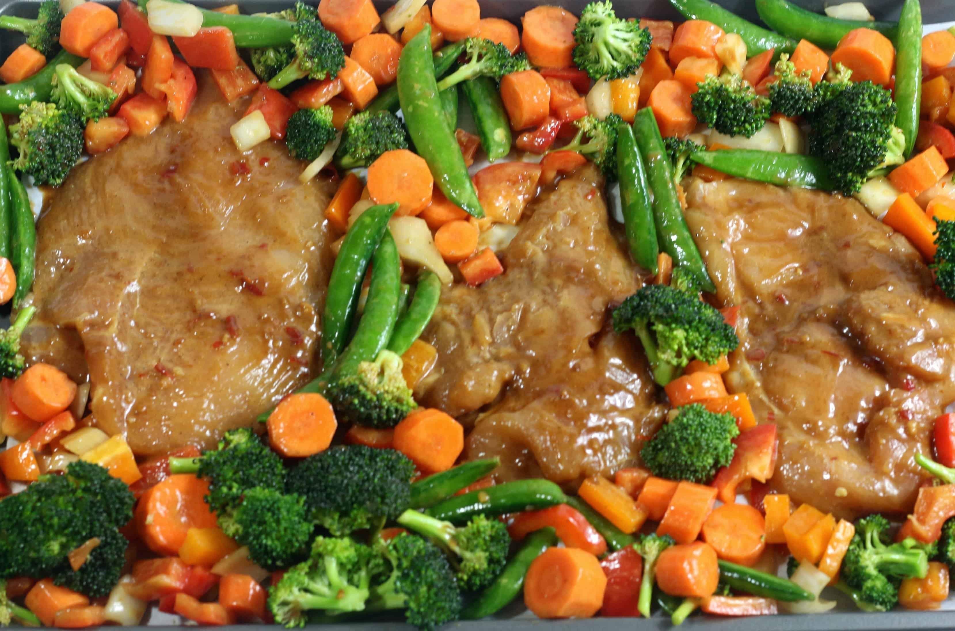Weight Watchers Thai Chicken