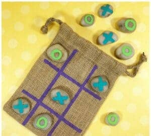 diy tic tac toe craft for kids