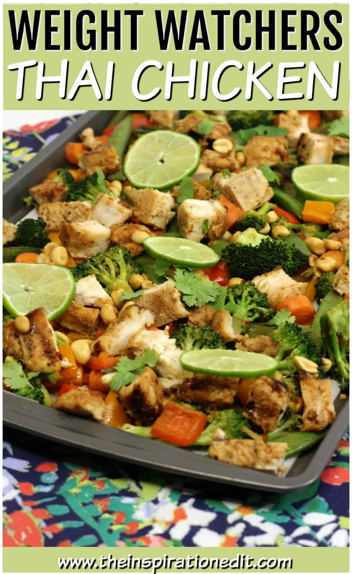 Thai Chicken Recipe