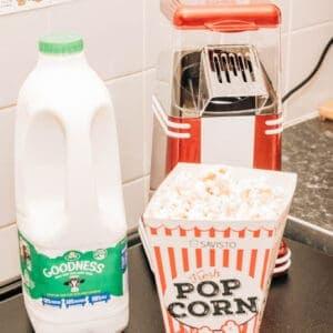 A Family night with Arla Goodness Milk