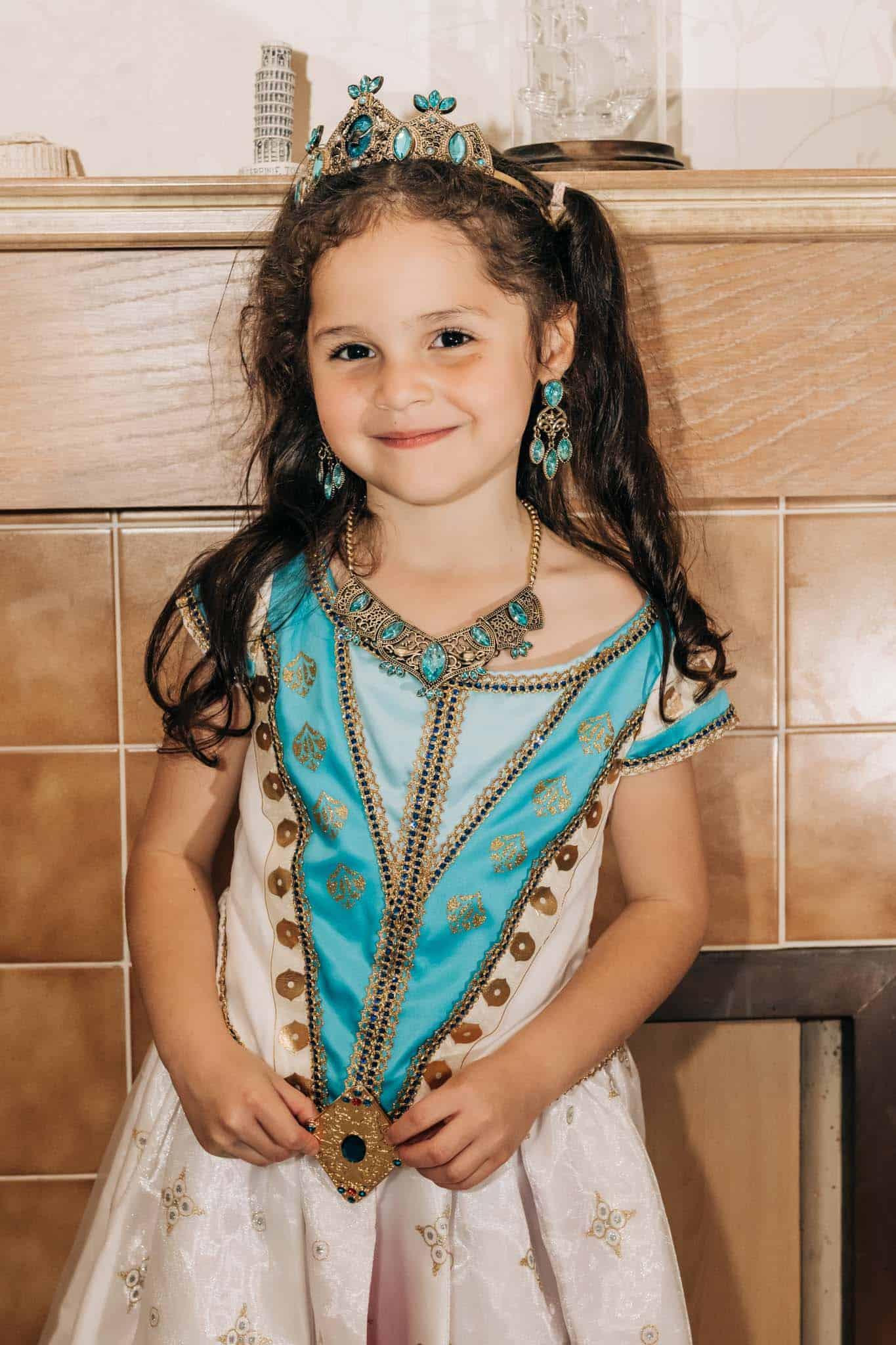 Disney Princess Jasmine Costume And Accessories The Inspiration Edit