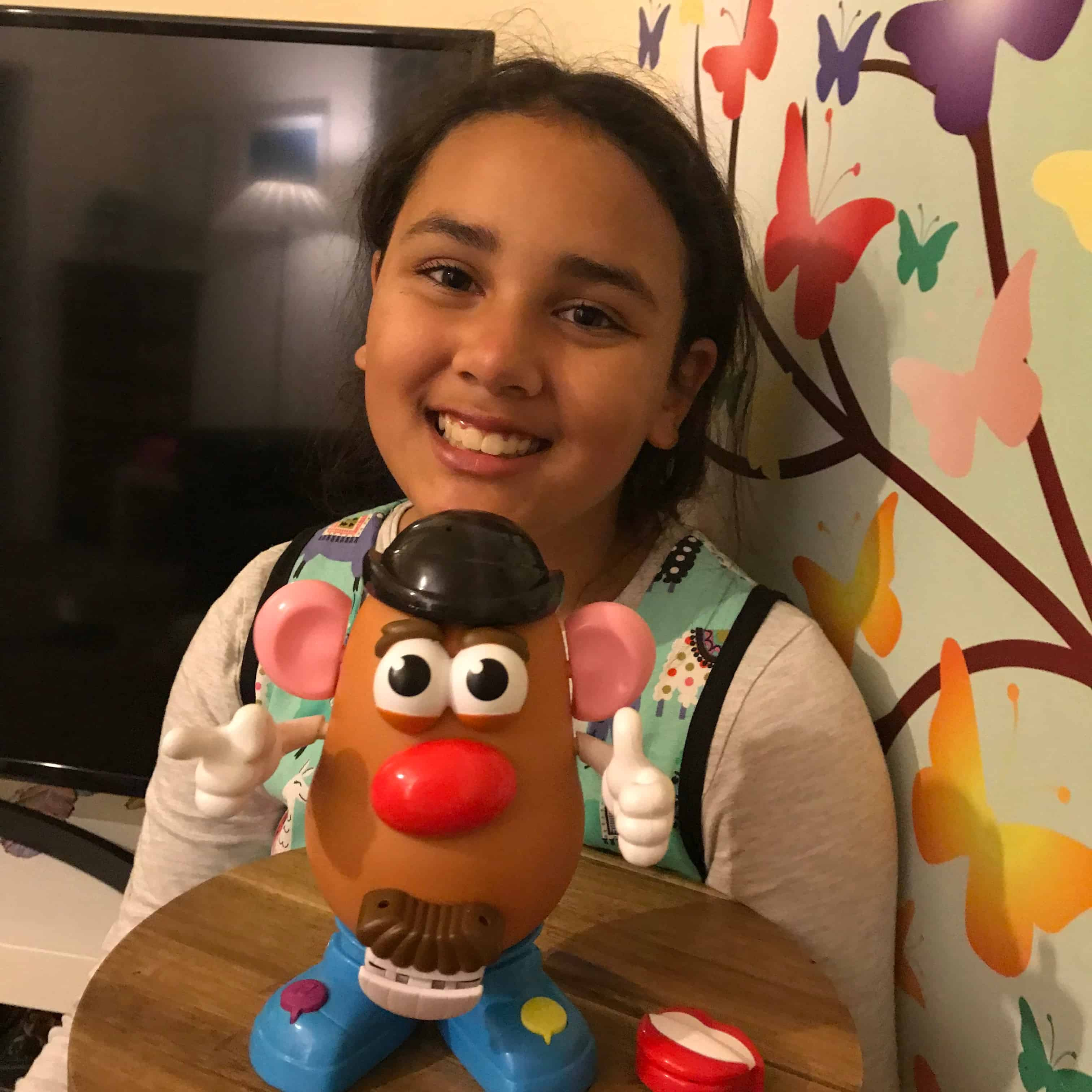 Mr Potato Head Movin Lips Review