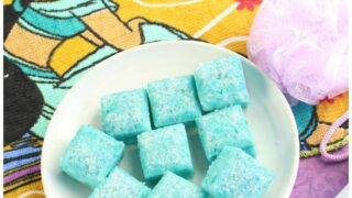 Princess Jasmine Sugar Cube Recipe