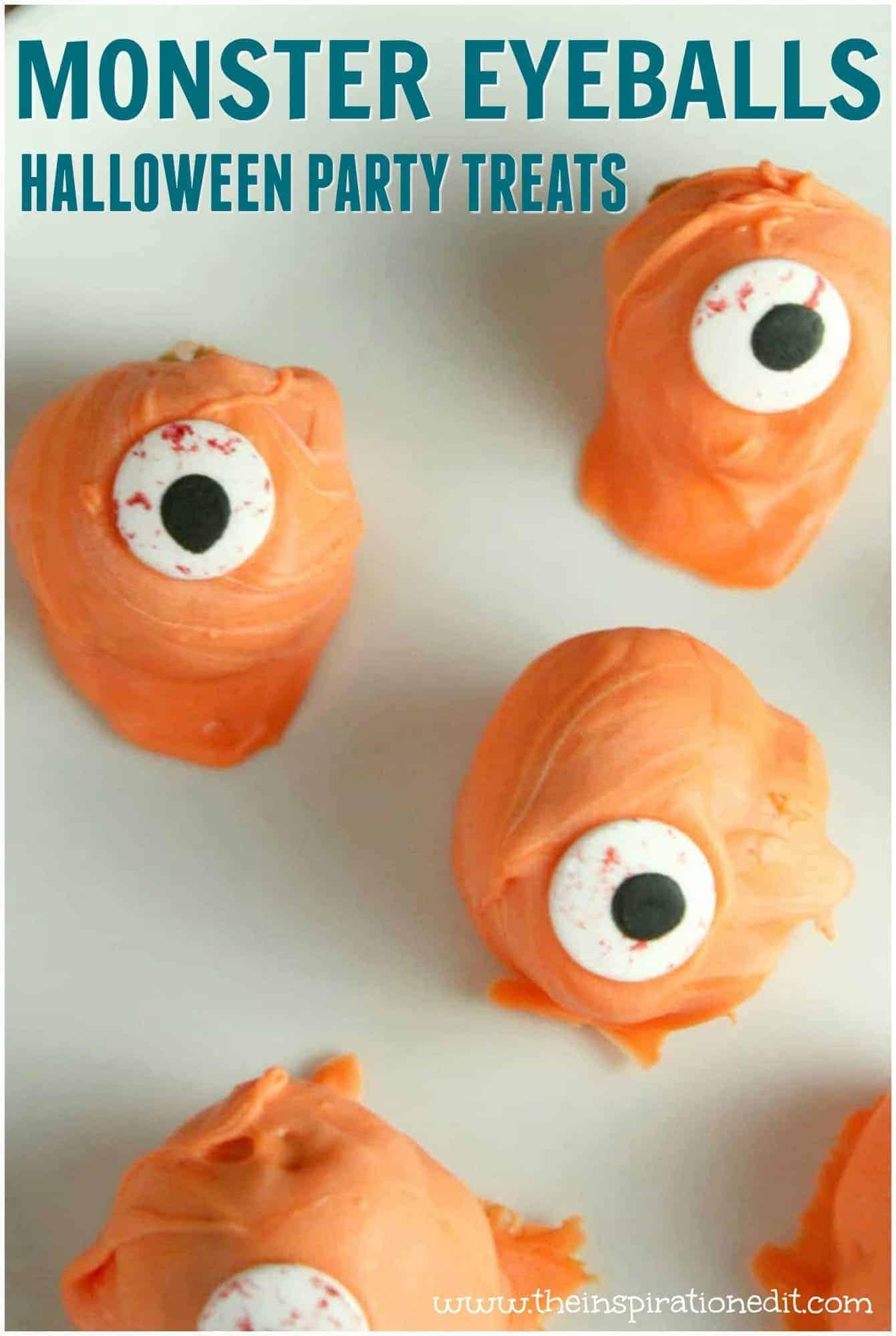 Halloween Monster Eyeballs