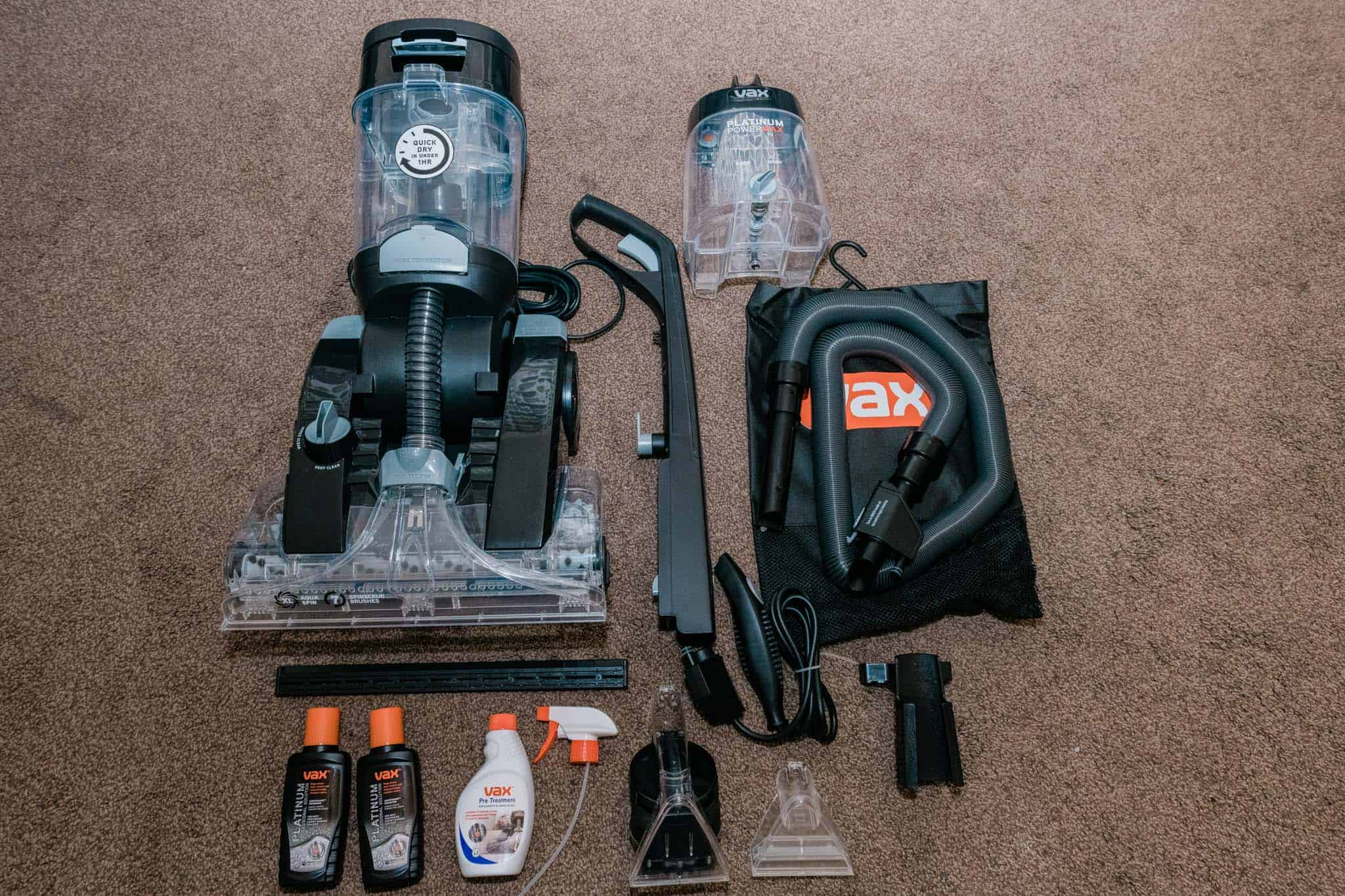 vax platinum power max review