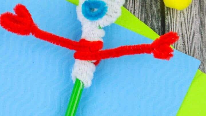 forky toy story craft