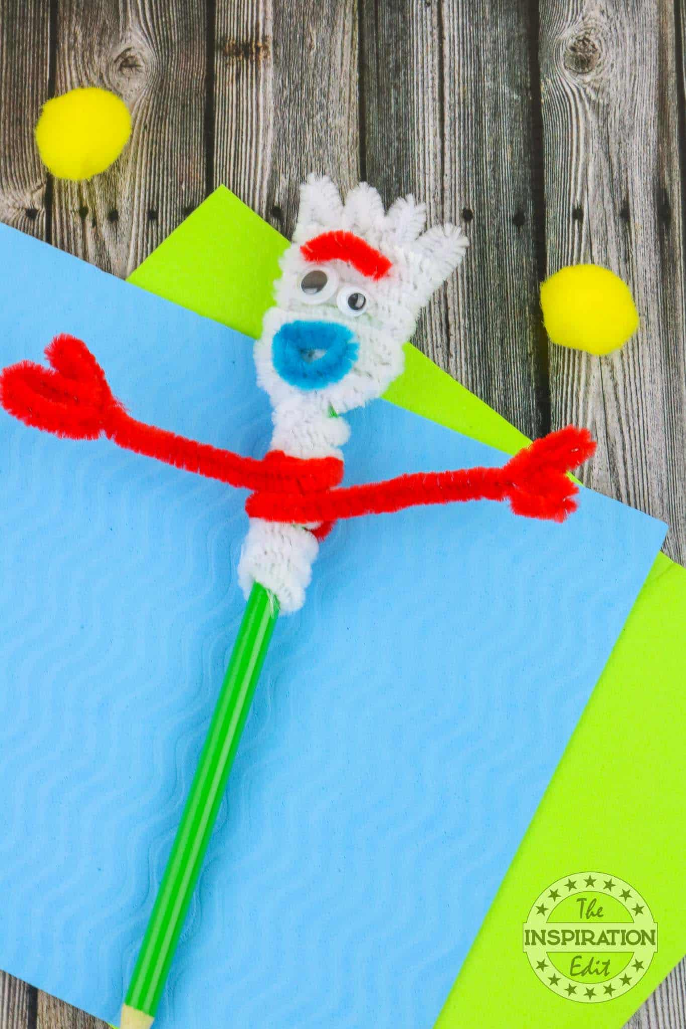 Toy Story 4 Forky Craft