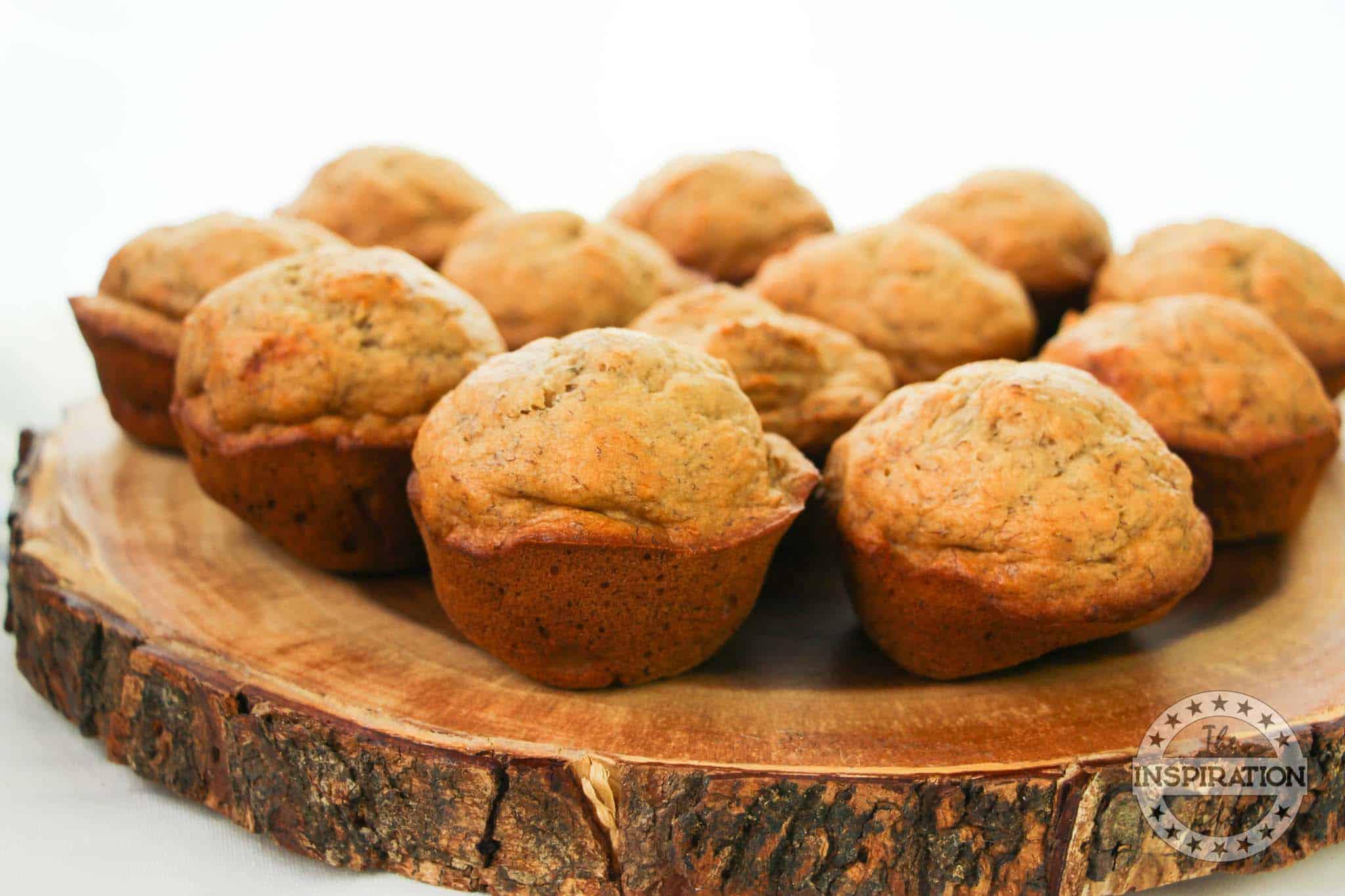 weight watchers banana muffins recipe