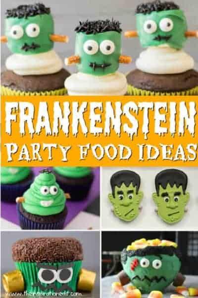 frankenstein party food