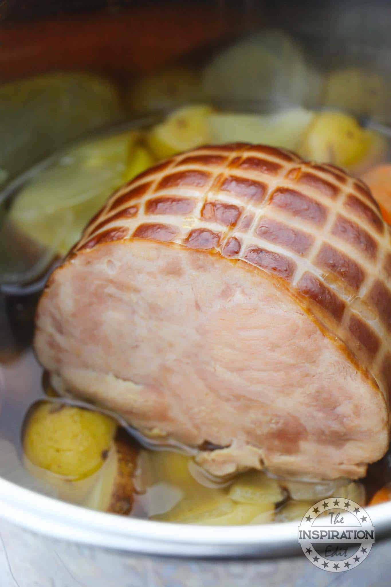instant pot ham recipe