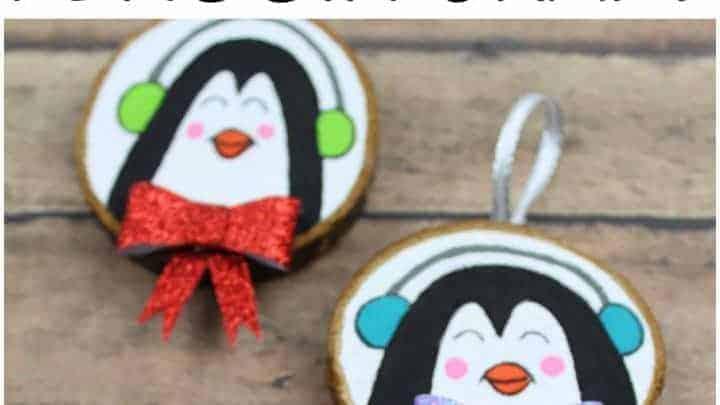 penguin decorations idea