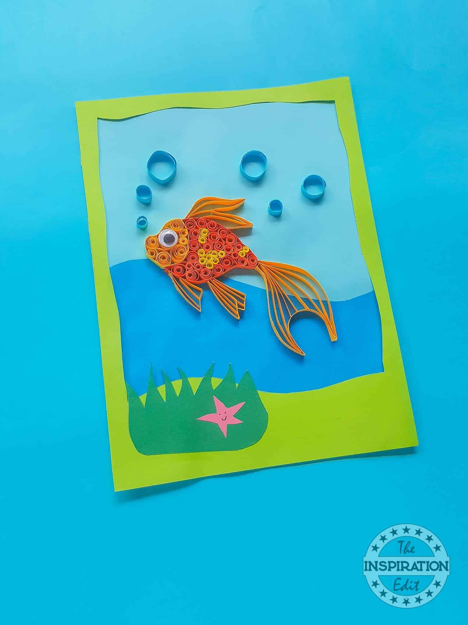 Goldfish Craft