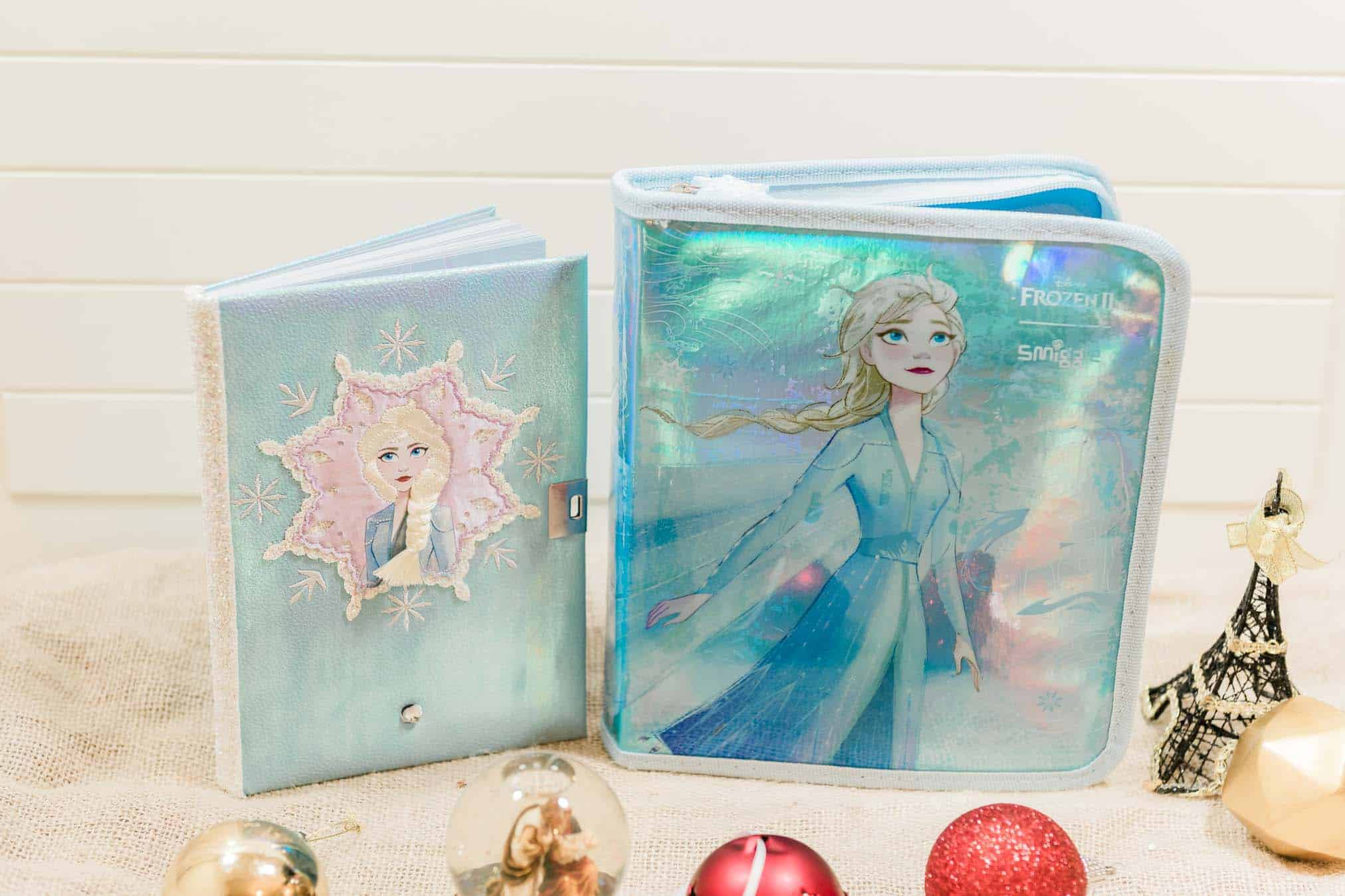 Smiggle Frozen Light Up Diary