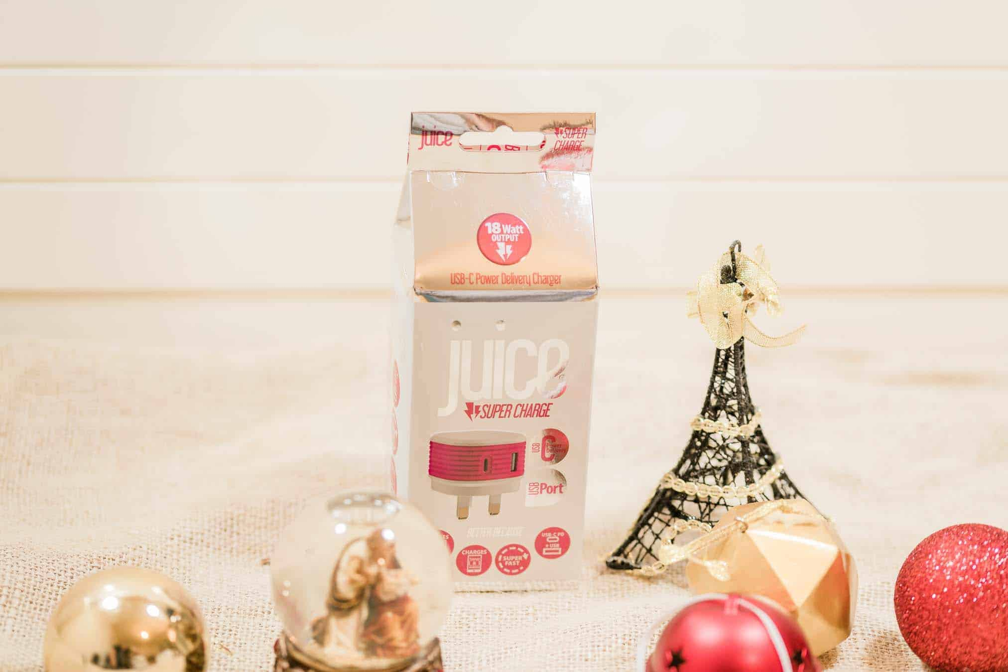super juice charger children's christmas gift ideas