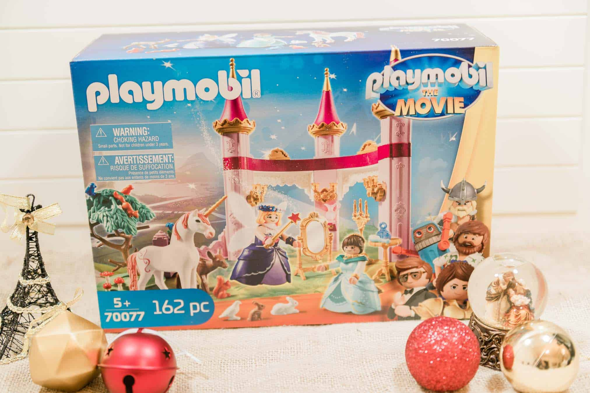 playmobil fairy castle
