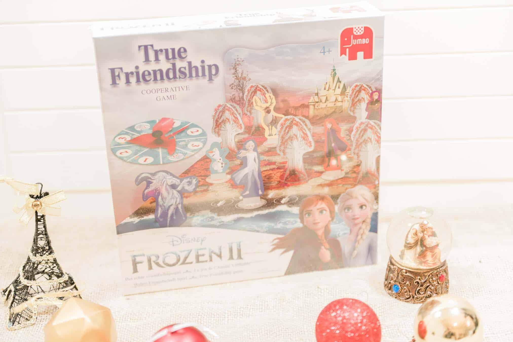 fROZEN Disney True Friendship board Game