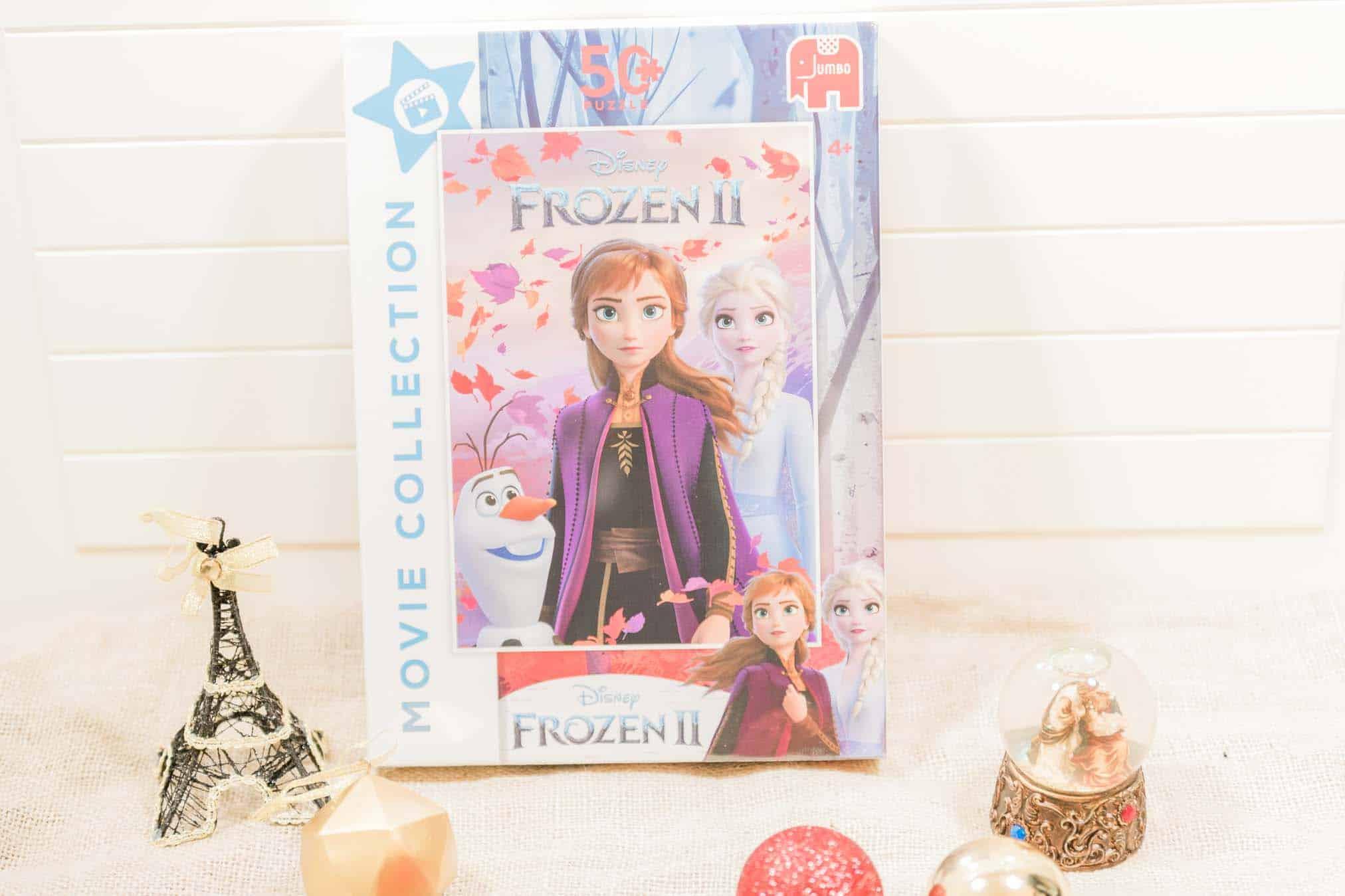 Frozen Movie Puzzle Jigsaw