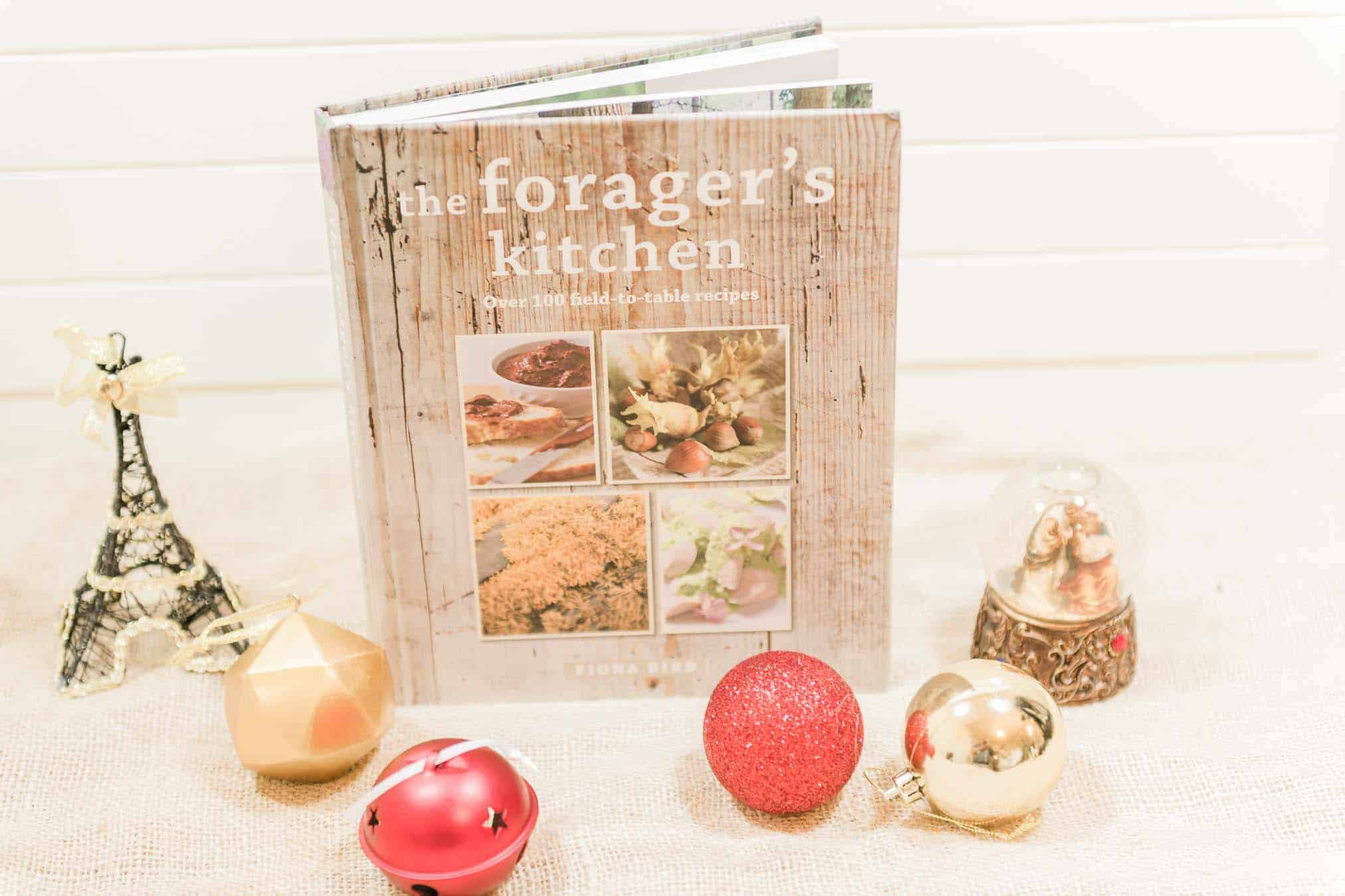 foragers kitchen cook book