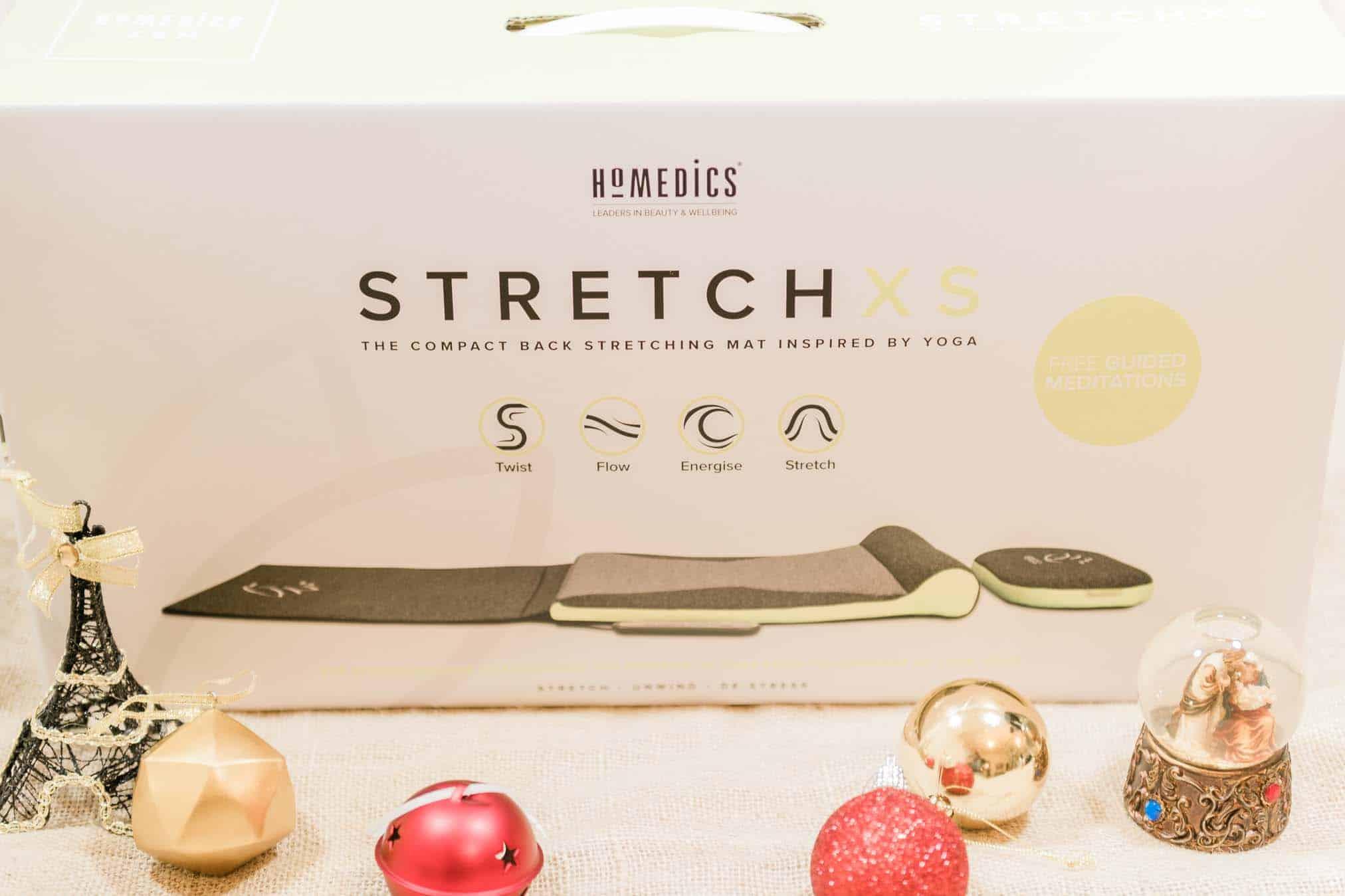 homedics stretch xs