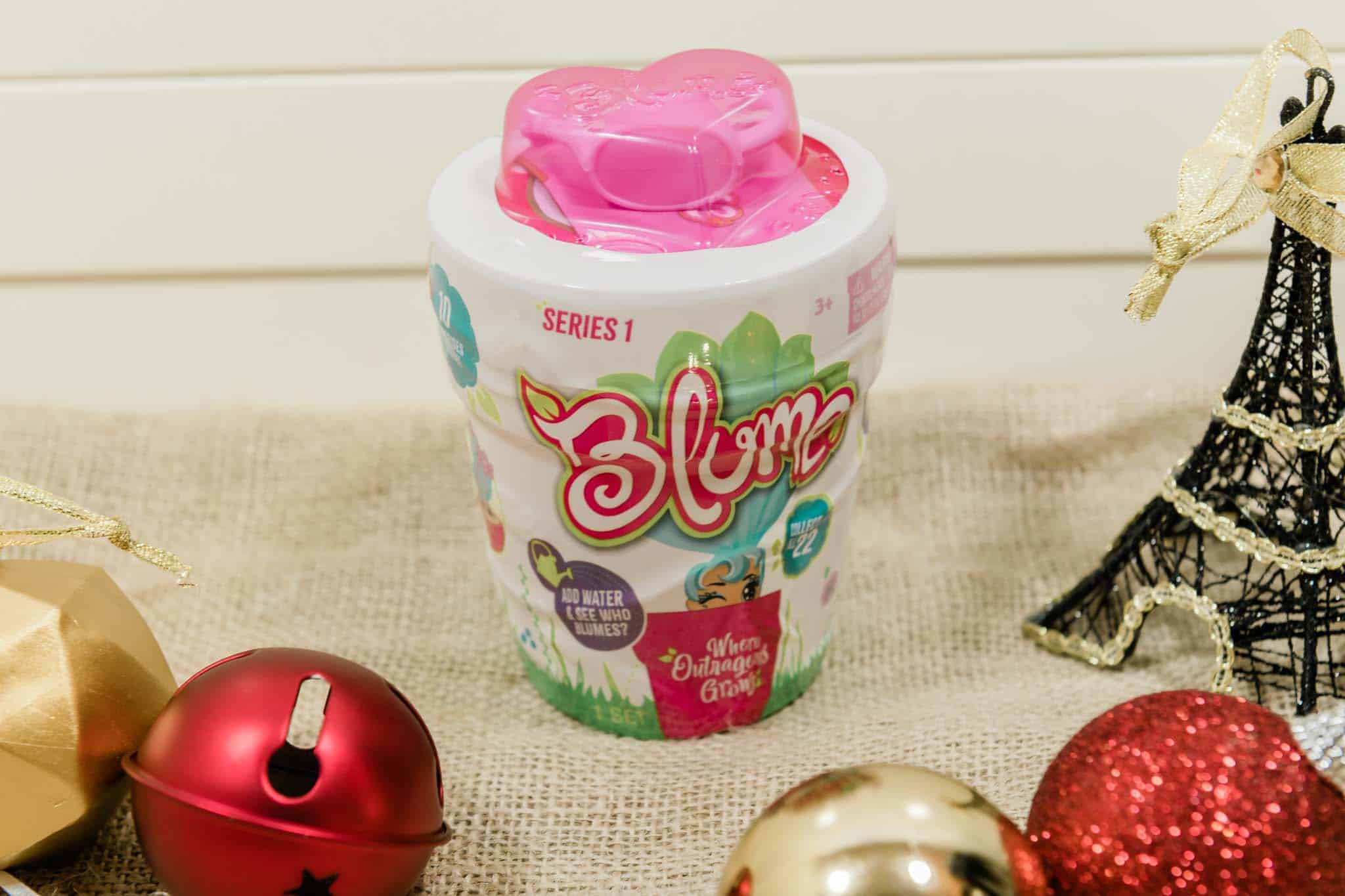 blume doll for christmas