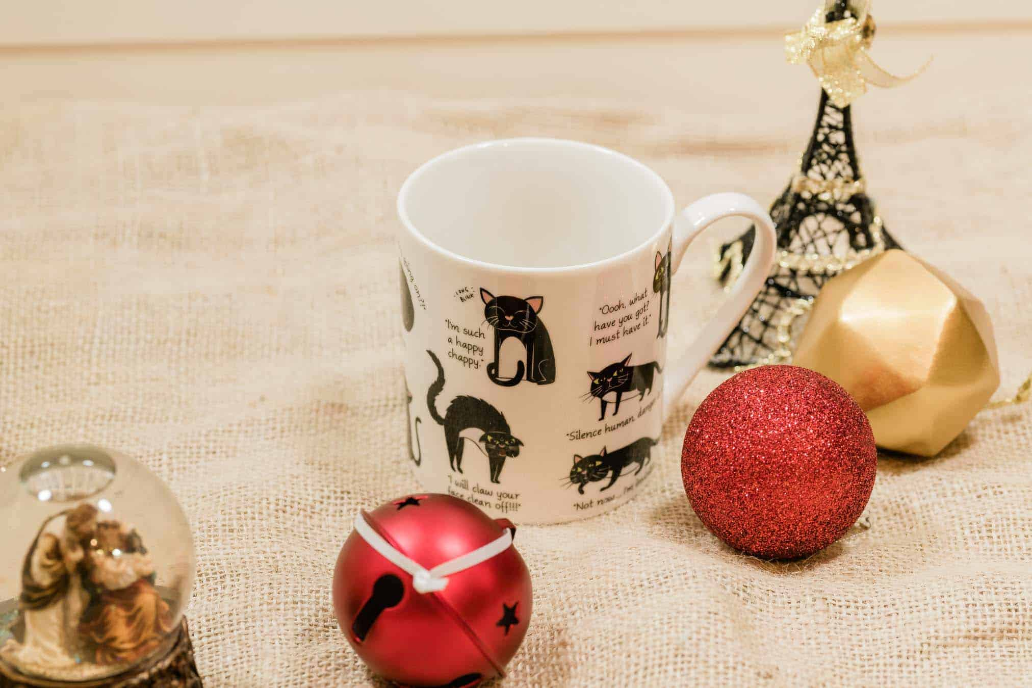 Cattitude Mug cat mug for cat lovers