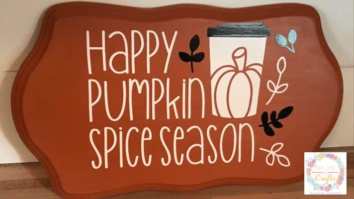Happy-pumpkin-spice-season-fall-sign-for-DIY-decor